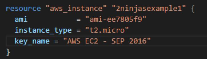 EC2 with keypair